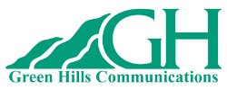 Green Hills Communications Logo